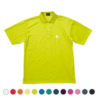 Uni ゲームシャツ(ライム) XLP5095