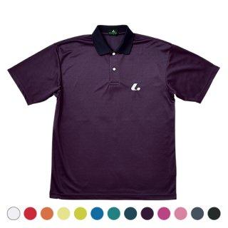 Uni ゲームシャツ(ダークパープル) XLP5098