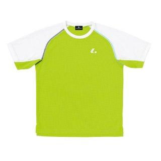 Uni ゲームシャツ〔襟なし〕(ライム) XLH3025