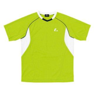 Uni ゲームシャツ〔襟なし〕(ライム) XLH3035
