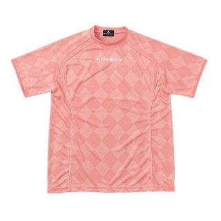 Uni ゲームシャツ〔襟なし〕(ピンク) XLH1981
