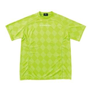 Uni ゲームシャツ〔襟なし〕(ライム) XLH1985