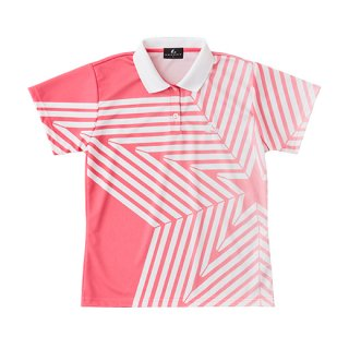 Ladies ゲームシャツ(ピンク) XLP4981