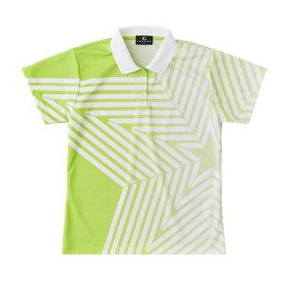 Ladies ゲームシャツ(ライム) XLP4985