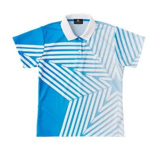 Ladies ゲームシャツ(ブルー) XLP4987