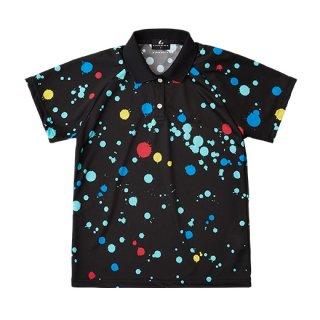 Ladies ゲームシャツ(ブラック) XLP9009