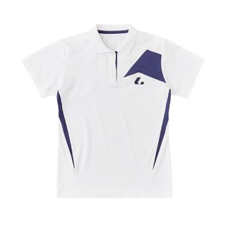 Ladies ゲームシャツ(ホワイト) XLP9010