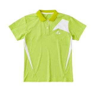 Ladies ゲームシャツ(ライム) XLP9015