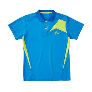 Ladies ゲームシャツ(ブルー) XLP9017