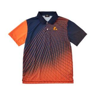 Uni ゲームシャツ(ネイビー) XLP8496