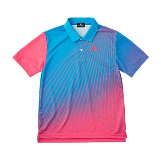 Uni ゲームシャツ(ターコイズ) XLP8497