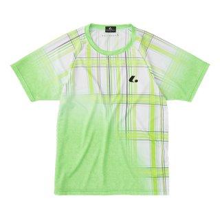 Uni ゲームシャツ〔襟なし〕(パステルグリーン) XLH3145