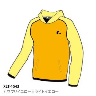 <img class='new_mark_img1' src='https://img.shop-pro.jp/img/new/icons6.gif' style='border:none;display:inline;margin:0px;padding:0px;width:auto;' />Uni クレイジーパーカー(ヒマワリイエロー×ライトイエロー) XLT1543