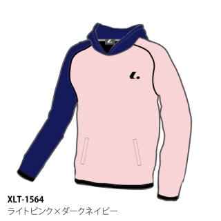 <img class='new_mark_img1' src='https://img.shop-pro.jp/img/new/icons6.gif' style='border:none;display:inline;margin:0px;padding:0px;width:auto;' />Uni クレイジーパーカー(ライトピンク×ダークネイビー) XLT1564