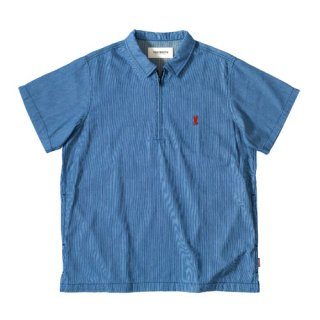 TBPR / HALF ZIP SHIRT / 2 Color