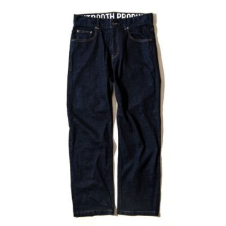 Tightbooth / STRETCH DENIM PANTS / Indigo