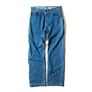 Tightbooth/ STRETCH DENIM PANTS / Wash