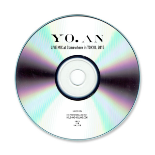 YO.AN / LIVE MIX at Somewhere in TOKYO 2015
