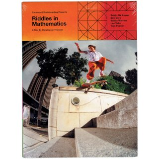 TRANSWORLD SKATEboarding / Riddles in Mathematics & The Cinematographer Poject2017 2PAC