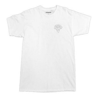 JENKEM / Jenkhead T-shirt / WHITE × Reflector