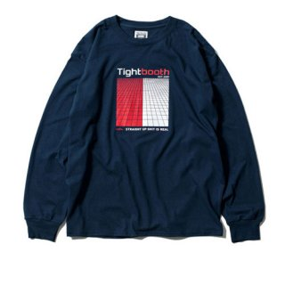Tightbooth / GRID LONG SLEEVE / 3 Color