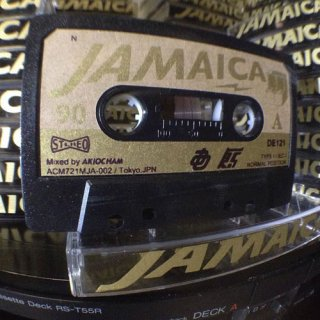 <img class='new_mark_img1' src='//img.shop-pro.jp/img/new/icons53.gif' style='border:none;display:inline;margin:0px;padding:0px;width:auto;' />AKIOCHAM / Mixtape JAMAICA ( GoldLabel )