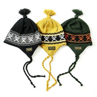 <img class='new_mark_img1' src='//img.shop-pro.jp/img/new/icons1.gif' style='border:none;display:inline;margin:0px;padding:0px;width:auto;' />Tightbooth / EAR FLAP KNIT CAP / 3 Color