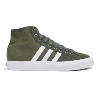 <img class='new_mark_img1' src='//img.shop-pro.jp/img/new/icons1.gif' style='border:none;display:inline;margin:0px;padding:0px;width:auto;' />adidas / MATCHCOURT HIGH RX / Olive × White
