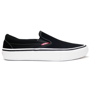 VANS / SLIP-ON PRO / Black × White