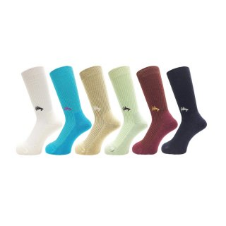 <img class='new_mark_img1' src='//img.shop-pro.jp/img/new/icons20.gif' style='border:none;display:inline;margin:0px;padding:0px;width:auto;' />WHIMSY / EMJAY SOCKS / 6 color