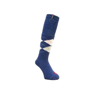 WHIMSY / TUBE ARGYLE SOCKS / 3 color