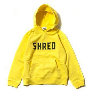 SHRED / SHRED LOGO PULLOVER BABY / 3 Color