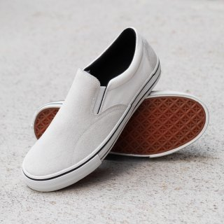 POSSESSED / SLIP-ON [ SKATE GANG ] SUEDE×CANVAS