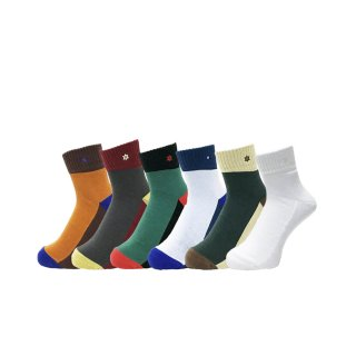 <img class='new_mark_img1' src='//img.shop-pro.jp/img/new/icons16.gif' style='border:none;display:inline;margin:0px;padding:0px;width:auto;' />WHIMSY / VERSE SOCKS / 6 Color