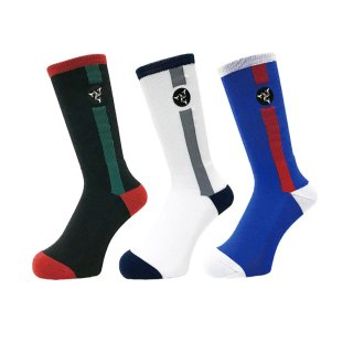 <img class='new_mark_img1' src='//img.shop-pro.jp/img/new/icons1.gif' style='border:none;display:inline;margin:0px;padding:0px;width:auto;' />WHIMSY / POZESSION SOCKS / 3 Color