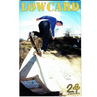 LOW CARD MAGAZINE / ISSUE #65