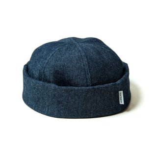Tightbooth / DENIM ROLL CAP