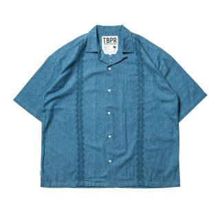 <img class='new_mark_img1' src='//img.shop-pro.jp/img/new/icons1.gif' style='border:none;display:inline;margin:0px;padding:0px;width:auto;' />Tightbooth / ENCORE DENIM SHIRT