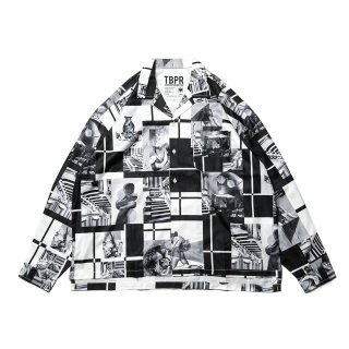 Tightbooth / FORTRESS ALOHA SHIRT