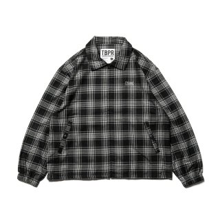 TIGHTBOOTH / CHECK FULL ZIP SHIRT