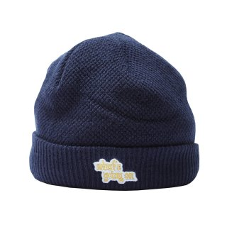 <img class='new_mark_img1' src='//img.shop-pro.jp/img/new/icons1.gif' style='border:none;display:inline;margin:0px;padding:0px;width:auto;' />HOLE AND HOLLAND / WHAT'S BEANIE