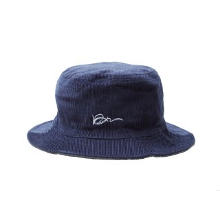 <img class='new_mark_img1' src='//img.shop-pro.jp/img/new/icons1.gif' style='border:none;display:inline;margin:0px;padding:0px;width:auto;' />HOLE AND HOLLAND / KANI CORD REVERSIBLE HAT