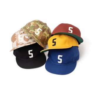 SHRED / S LOGO 6PANEL