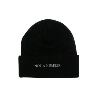 KNTHW / NOT A NUMBER BEANIE