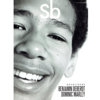 Sb Skateboard Journal Vol.34