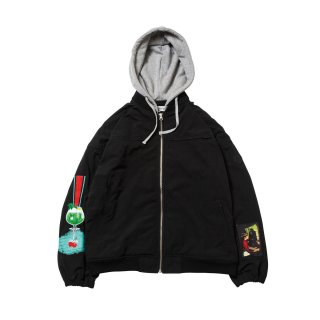 <img class='new_mark_img1' src='https://img.shop-pro.jp/img/new/icons1.gif' style='border:none;display:inline;margin:0px;padding:0px;width:auto;' />EVISEN / CHERRY POP DERBY JACKET