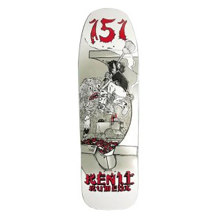 <img class='new_mark_img1' src='https://img.shop-pro.jp/img/new/icons1.gif' style='border:none;display:inline;margin:0px;padding:0px;width:auto;' />151 Skateboards / Kenji Kumeda Pro Model 9.3 (POOL SHAPE)