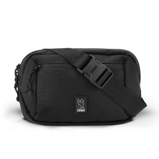 CHROME / ZIPTOP WAISTPACK