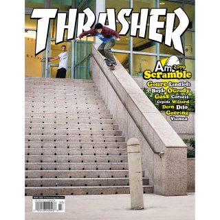 Thrasher Mag March 2020