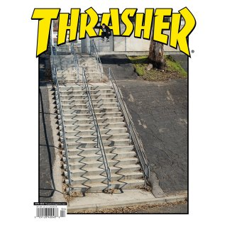 Thrasher Mag April 2020